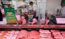 Trung Quốc có thể phải nhập 1,5 triệu tấn thịt lợn