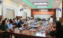 Hiệp hội Gia cầm Việt Nam thăm Công ty Giống gia cầm Cao Khanh