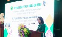 Hội thảo Bệnh lý Thú y châu Á lần thứ 9: Dịch bệnh đang đe dọa ngành chăn nuôi