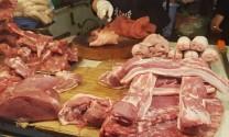 Trung Quốc: Giá thịt heo ghi nhận kỷ lục mới