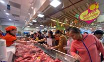 Nhiều doanh nghiệp giảm giá thịt heo