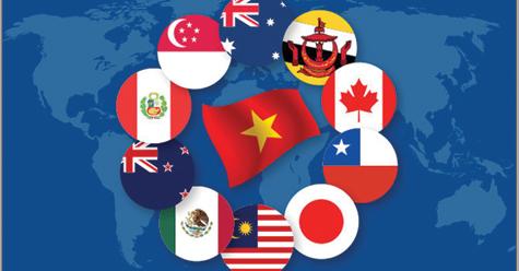 11 nước thành viên CPTPP Ảnh: World Bank