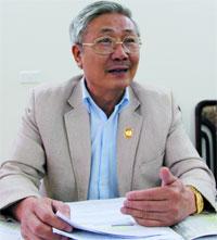 tiến sĩ trần duy khanh phó chủ tịch kiêm tổng thư ký hiệp hội gia cầm việt nam - chăn nuôi