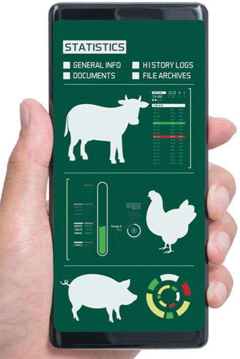 số hóa chăn nuôi